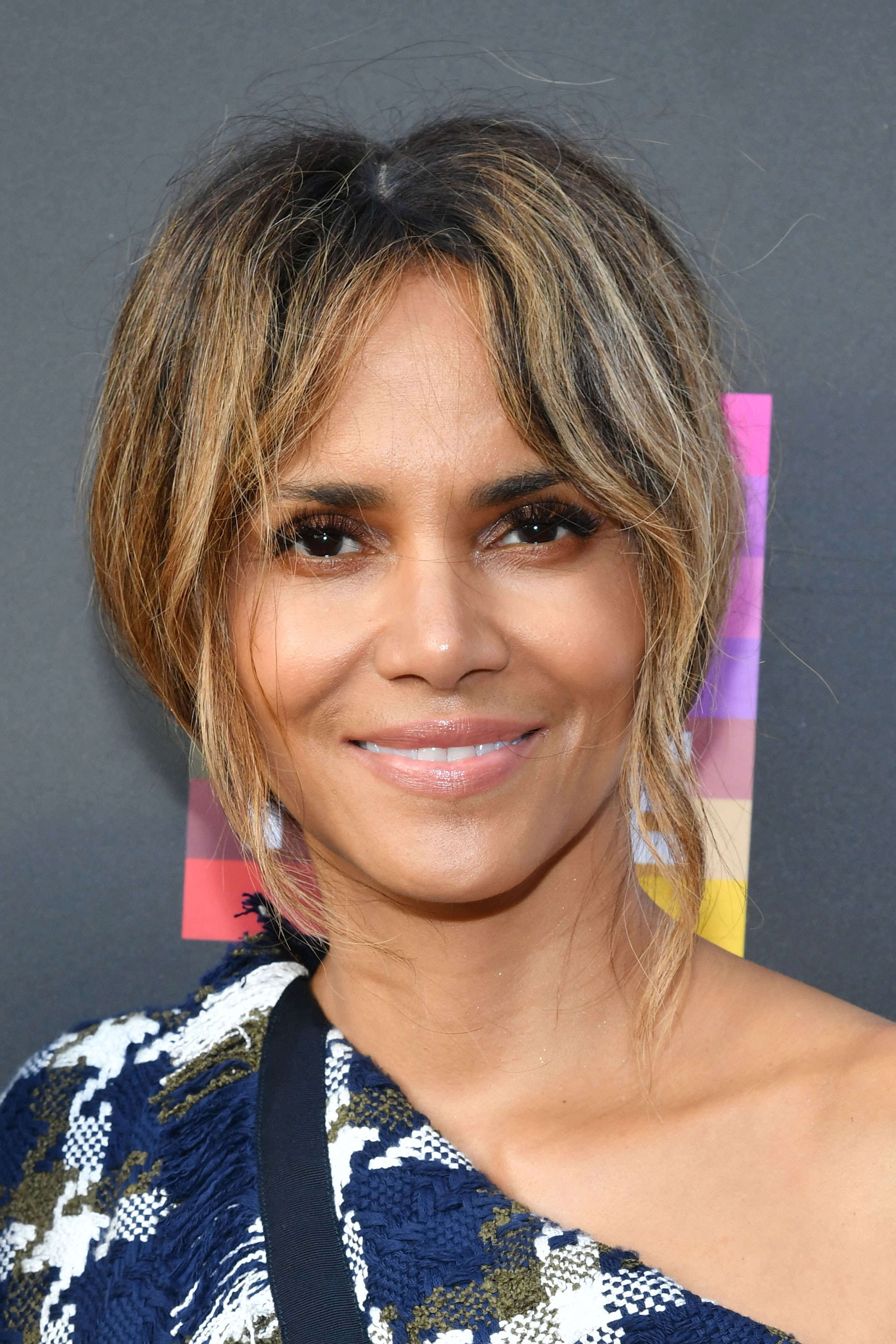 Halle Berry's Birthday Post Freed the Nipple