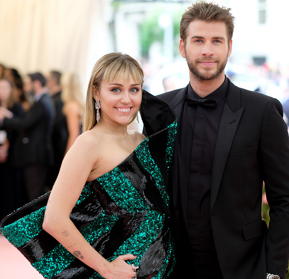 Miley Cyrus Was Seen Kissing Brody Jenner's Ex, Kaitlynn Carter