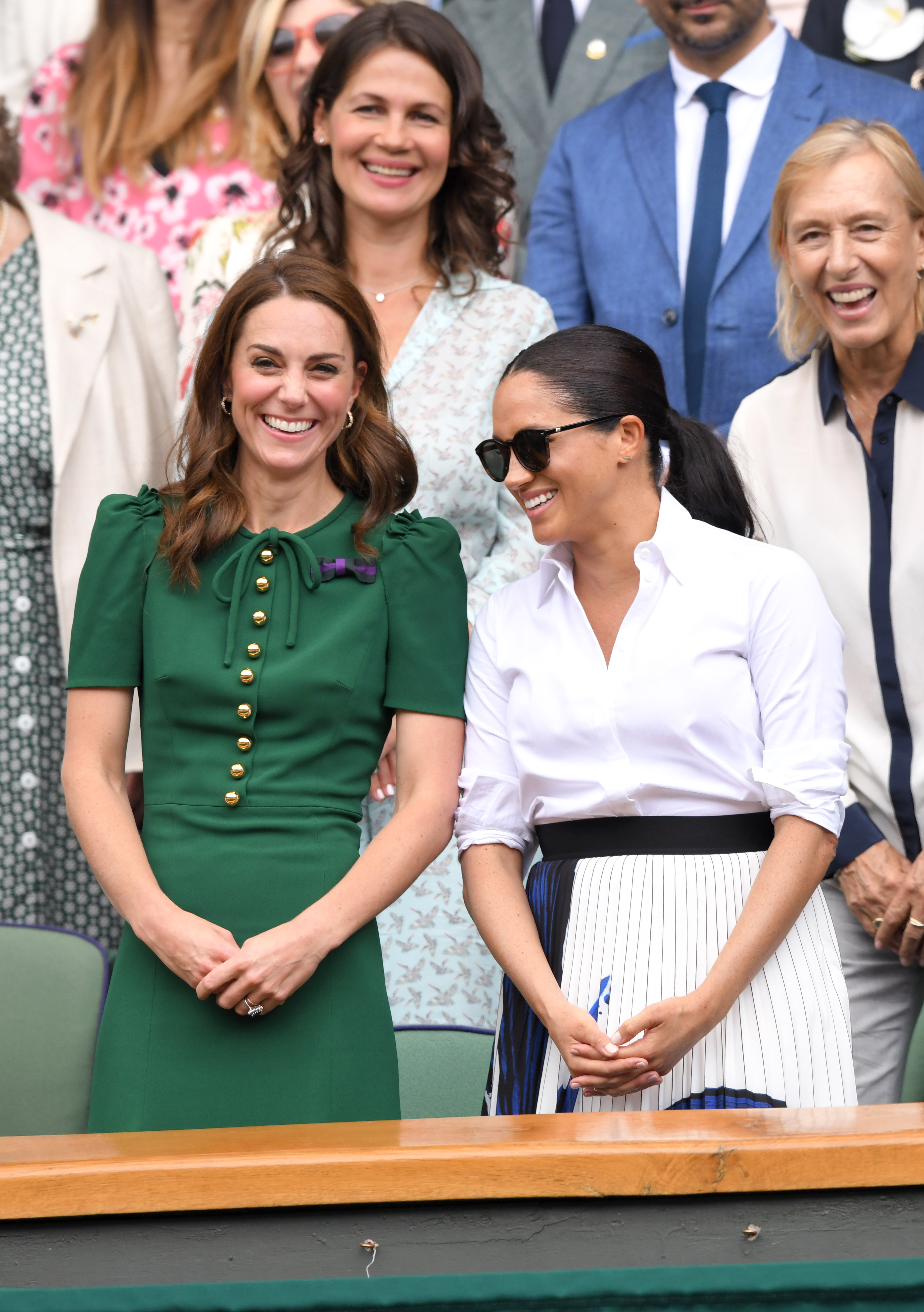 How Meghan Markle and Kate Middleton's Relationship Is Evolving Past the Royal Feud