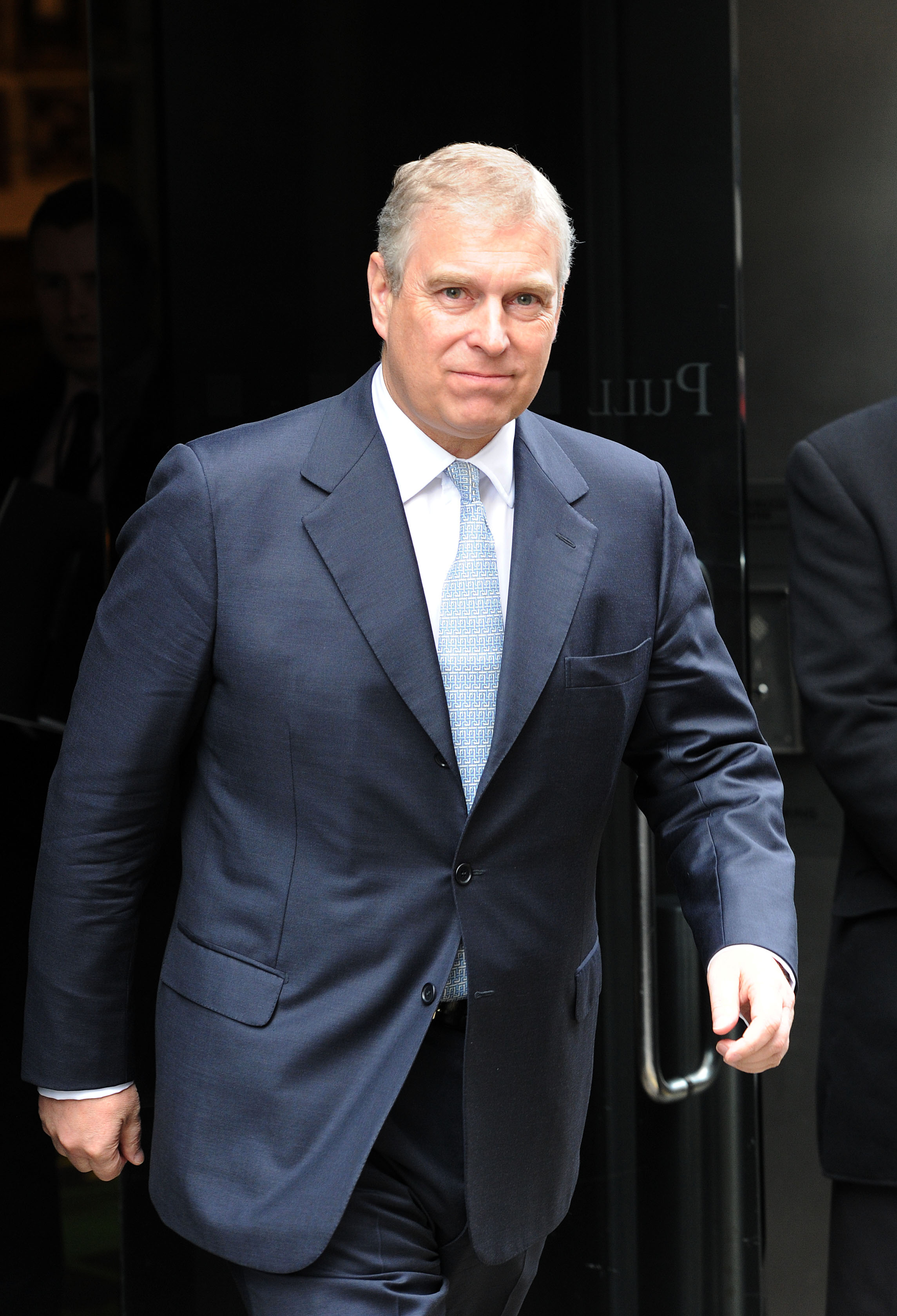 Buckingham Palace Issued Another Statement About Prince Andrew's Connection to Jeffrey Epstein