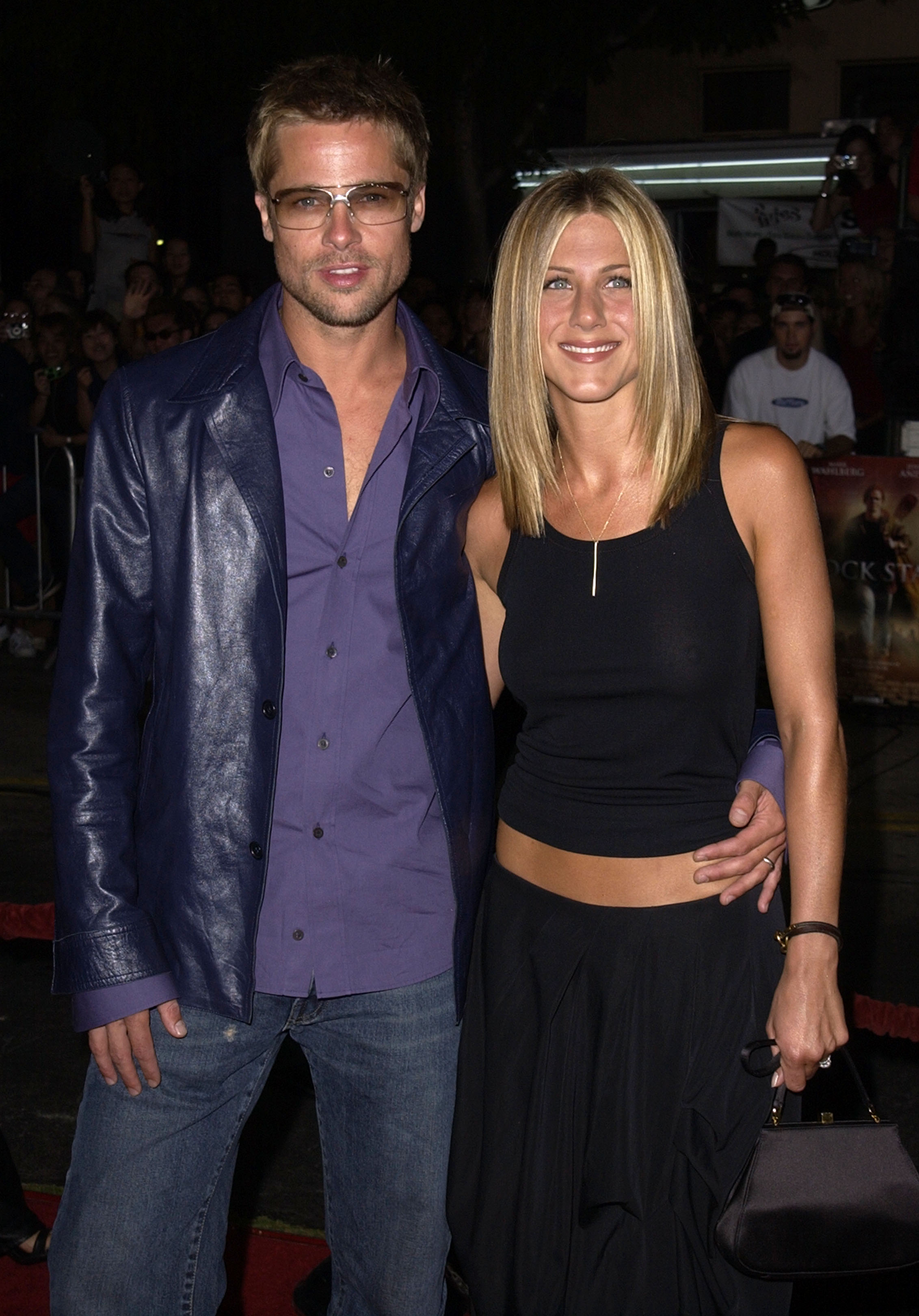 Here's Where Jennifer Aniston and Brad Pitt Stand