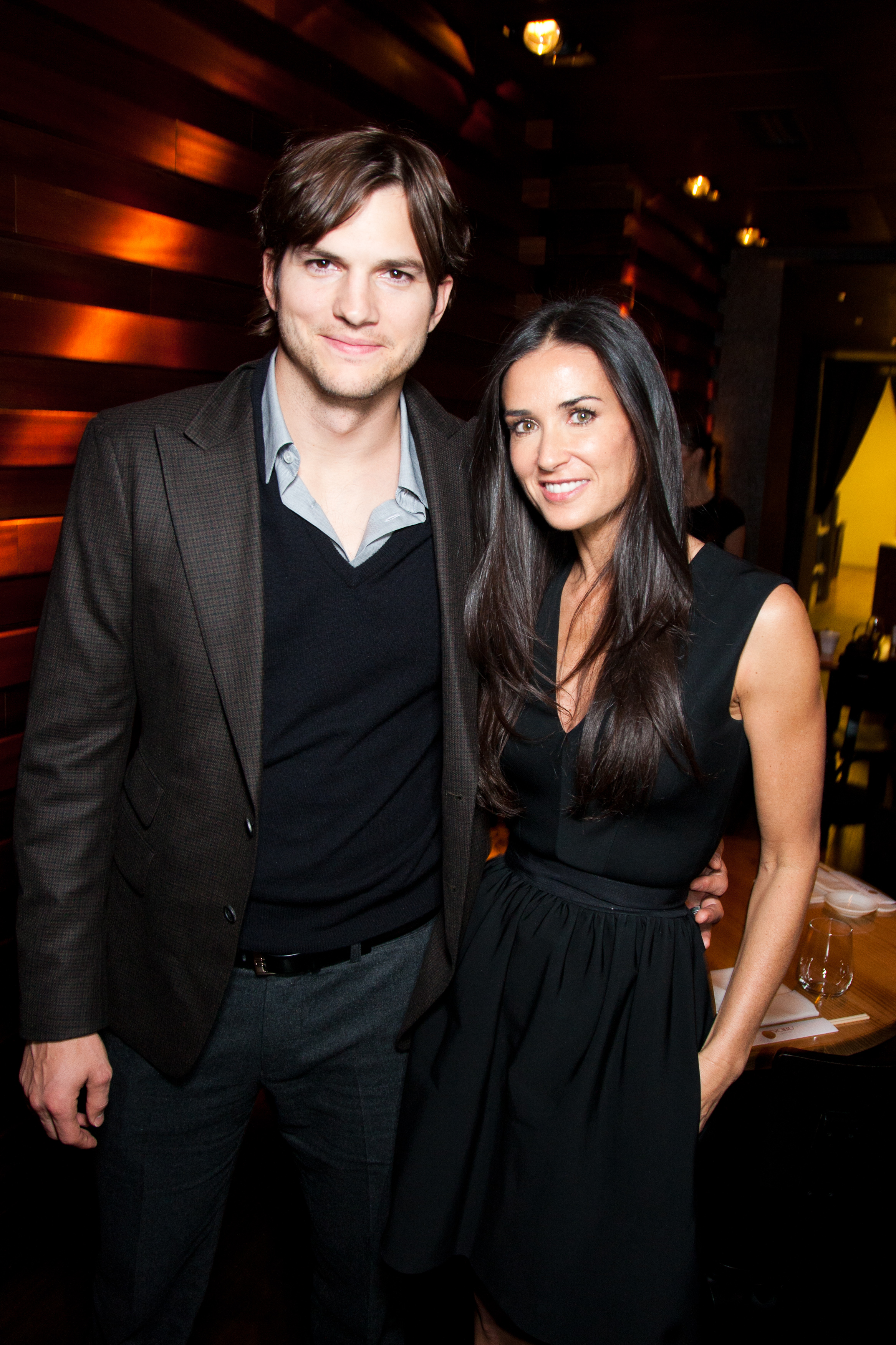 "Ashton Kutcher Called Kabbalah ""One of the Essential Ingredients"" in His Marriage to Demi Moore"