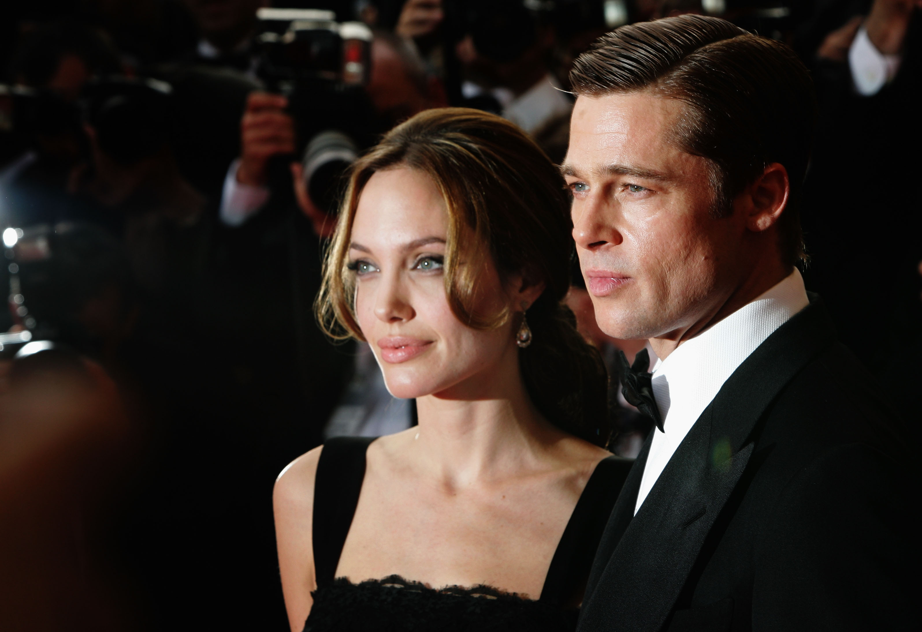 Brad Pitt Joined Alcoholics Anonymous Following His Split from Angelina Jolie
