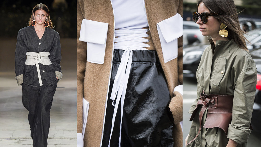 Corset Belts: Why ThisAffordable Styling Trick Will Give You Instant Cool