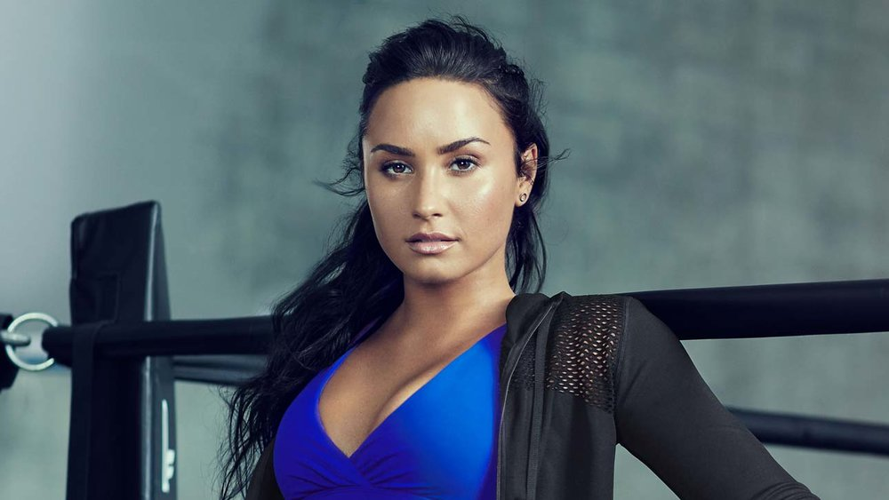 Demi Lovato Says She Learns to Love Her Body Every Day