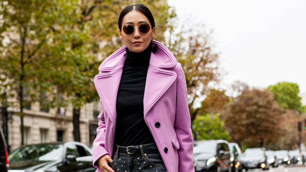 Colorful Coats to Brighten your Winter