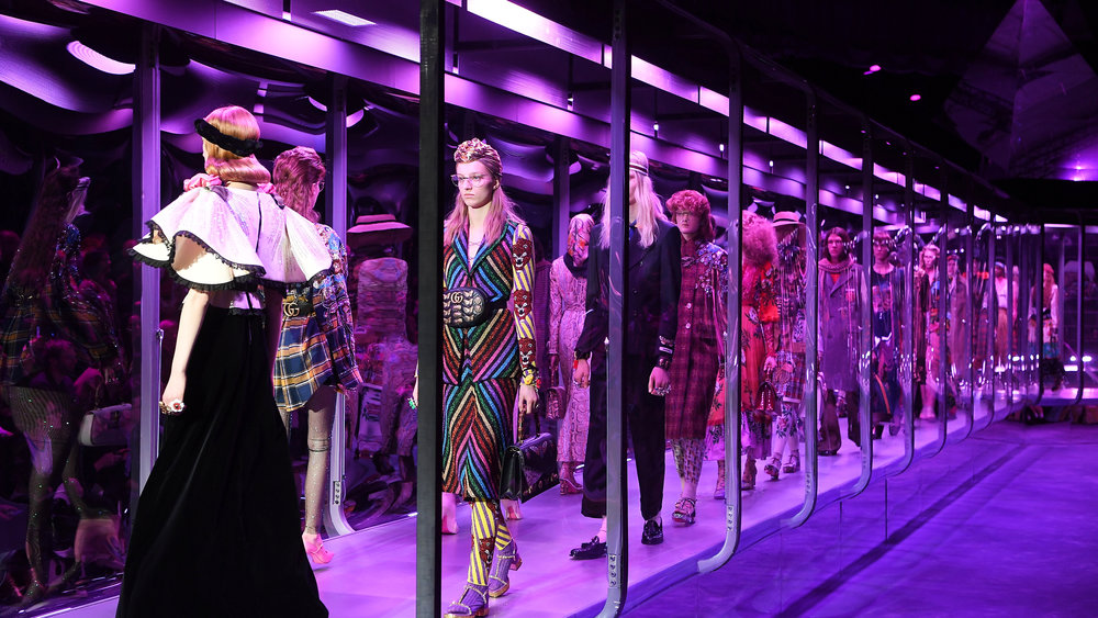 7 Things We Learned from the Gucci Fall 2017 Runway
