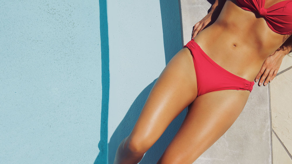 I Waxed My Own Bikini Line So You Didn't Have To