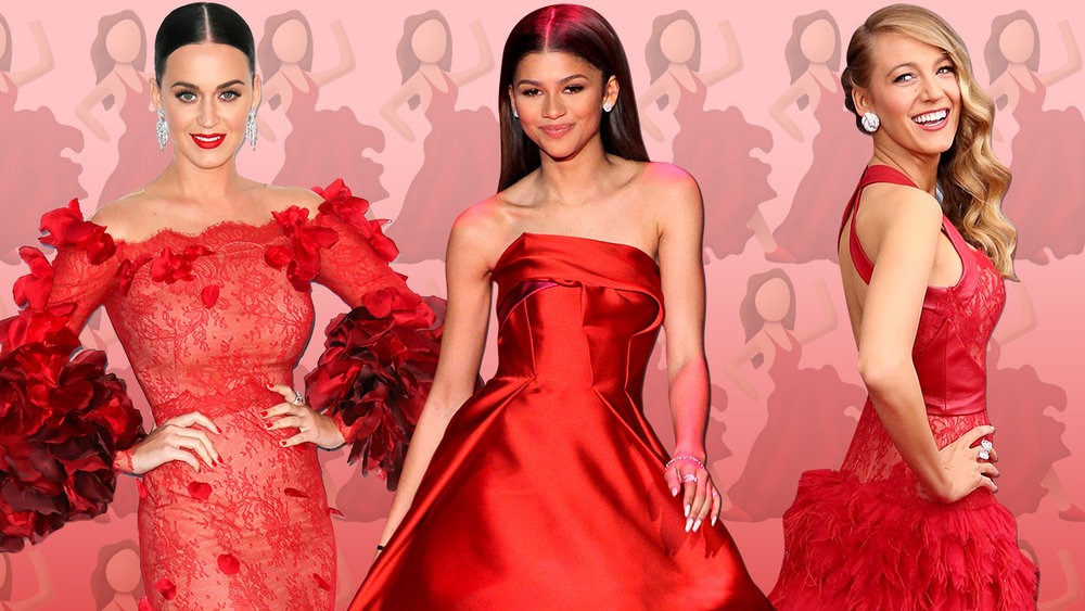 11 Times Celebrities Embodied the Dancing Lady Emoji IRL