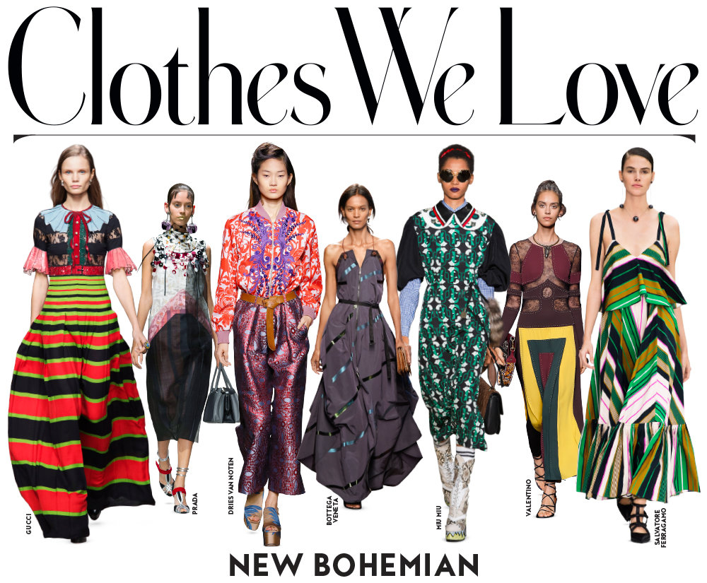 New Bohemian Clothes We Love