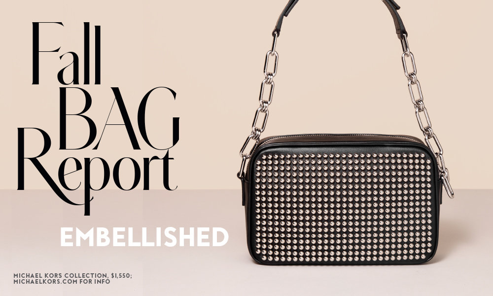 Fall Bag Report: Embellished Bags