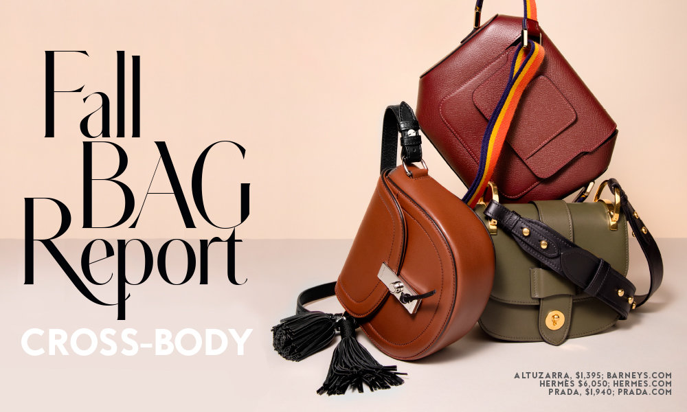 Fall Bag Report: Shop the 5 Biggest Trends of the Season