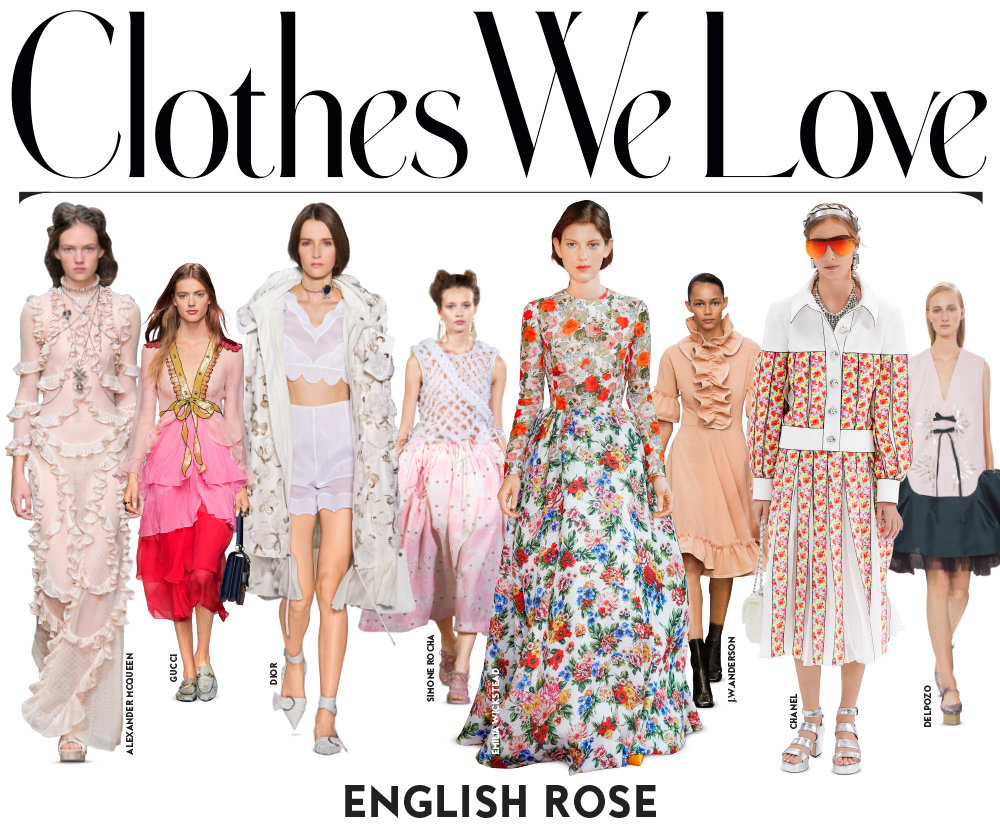 English Rose Clothes We Love