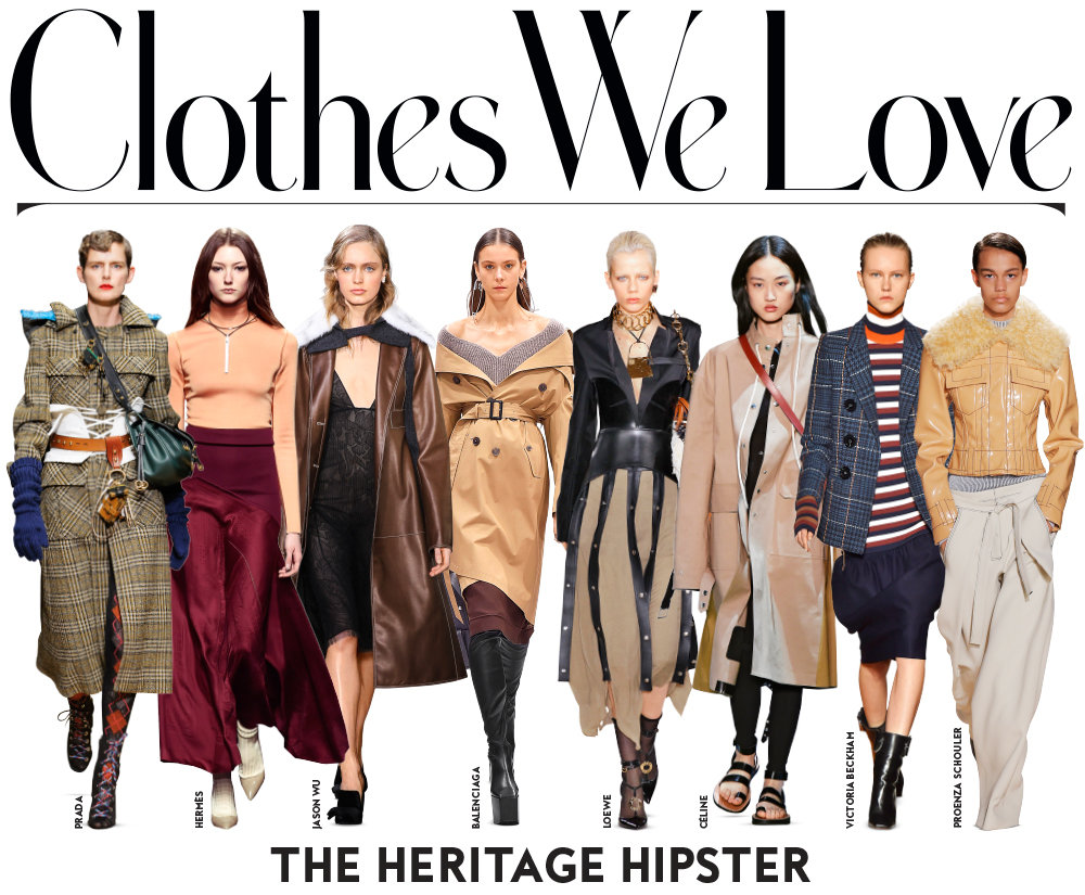 Shop the Fall 2016 Trend: Heritage Hipster