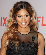 From the <em>InStyle</em> Archives: Birthday Girl Laverne Cox Reveals Her Style M.O.
