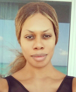 Laverne Cox's No-Makeup Selfie Will Make You Want to Wash Your Face Right Now