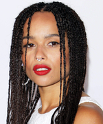 Zoe Kravitz Is the Newest Celeb to Cut Her Long Hair Into a Totally Gorgeous Lob