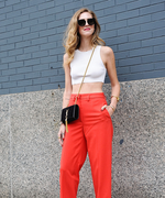 Petite? Here's Why Crop Tops Should Be Your Summer BFF