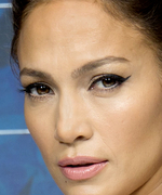 Jennifer Lopez's Makeup Artist Demos How to Get Lashes Just Like Hers