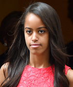 It's Malia Obama's 17th Birthday: See Her Style Transformation
