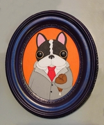 It's Your Dog, Even Cuter! Fall in Love with Naughty & Nice's Bespoke Pet Paintings