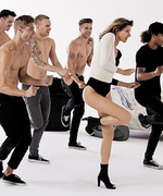Watch Gisele Shake It for Stuart Weitzman's First TV Commercial This Sunday at the MTV VMAs