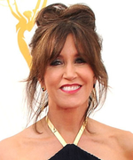 Exclusive: See How Felicity Huffman Got Ready for the 2015 Emmys