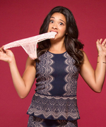 Gina Rodriguez Teams Up with Lingerie Brand Naja and Shares an Empowering Message for Women