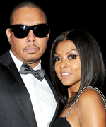 Watch Empire's Taraji P. Henson and Terrence Howard's Funny Response to Feud Rumors