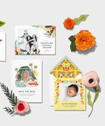 Rifle Paper Co. Partners with Paperless Post to Create a Gorgeous Stationery Collection
