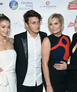 Yolanda Foster Reveals Children Bella and Anwar Hadid Have Fought Lyme Disease, Gives Moving Speech