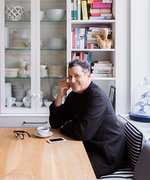 Have a Look Inside Isaac Mizrahi's N.Y.C. Apartment