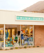 All About Trina Turk's Flagship Store, the Crown Shopping Jewel of Palm Springs