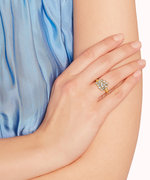 Alternative Engagement Rings for Cool Brides