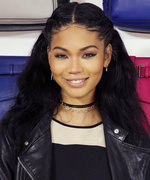 Chanel Iman Is Bringing Back the '90s Choker Necklace in a Big Way