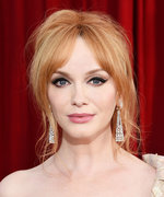 Christina Hendricks Turns 41! Relive Her Best Beauty Moments