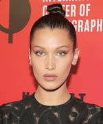 Bella Hadid's Latest Instagram Will Have You Considering Bettie Bangs