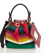 Sara Battaglia Takes Ferragamo Somewhere Over the Rainbow with New Handbag Collection