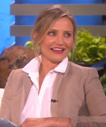Watch Cameron Diaz Epically Fail at the Whip and Nae Nae on Ellen