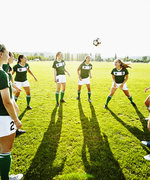The Startling Reason Why Teen Girls Stop Playing Sports