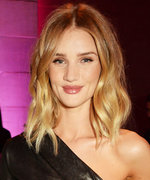 VIDEO: Rosie Huntington-Whiteley on Working Out, Cuddling Up, and Her Relationship Status with Cake