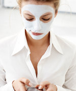 This Face Mask Basically Requires a Selfie — and No, It's Not a Sheet Mask