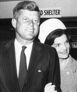 Remembering John F. Kennedy on His 99th Birthday—See His and Jackie Kennedy's Most In-Love Moments