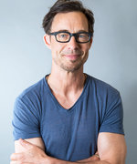 Why Tom Cavanagh's Kids Won't Be Watching the Season 2 Finale of His Show, The Flash