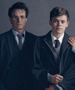 The First Harry Potter and the Cursed Child Cast Photos​ Are Out—See Grown-Up Harry and Ginny and Their Son, Albus
