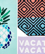 9 Chic Beach Towels That Will Upgrade Your Vacation Instagrams