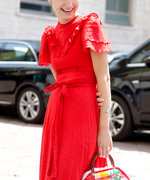 Why You Should Swap Your Little White Dress for a Red One