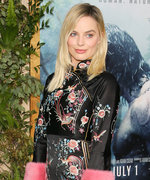 Margot Robbie Reinvents Red Carpet Dressing in a Mandarin-Inspired Gucci Gown at the Tarzan Premiere