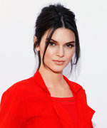 Find Out How Supermodel Kendall Jenner Deals With a Pimple