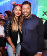 Ciara and Russell Wilson's Cutest Couple Moments from the Nickelodeon Kids' Choice Sports Awards